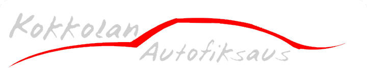 KOKKOLAN AUTOFIKSAUS Logo